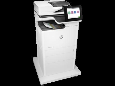 Máy in màu HP Color LaserJet Enterprise MFP M681f (J8A11A)