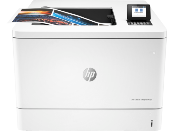 Máy in HP Color LaserJet Enterprise M751n