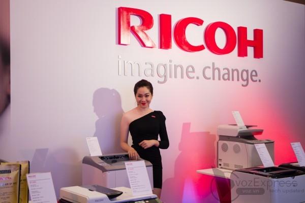 Máy in Ricoh SP C240DN laser màu ( IN MẠNG – IN 2 MẶT)