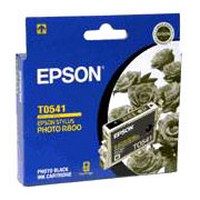 Mực in Epson T0541 - UltraChrome Hi-Gloss - Photo Black Ink Cartridge