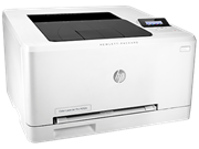 Máy in HP LaserJet Pro 200 color Printer M252n (B4A21A)