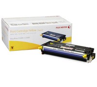 Mực in Fuji Xerox DocuPrint C2200/C3300DX Yellow Toner Cartridge