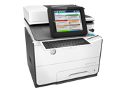 Máy in HP PageWide Enterprise Color Flow MFP 586z (G1W41A)