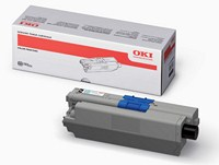 Mực in OKI C310 Black Toner Cartridge